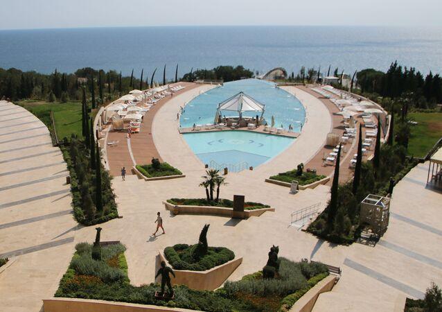 Pięciogwiazdkowy hotel Mriya Resort & Spa