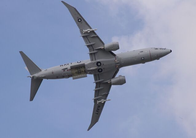 Samolot Boeing P-8 Poseidon