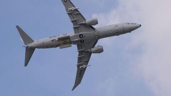 Samolot Boeing P-8 Poseidon - Sputnik Polska
