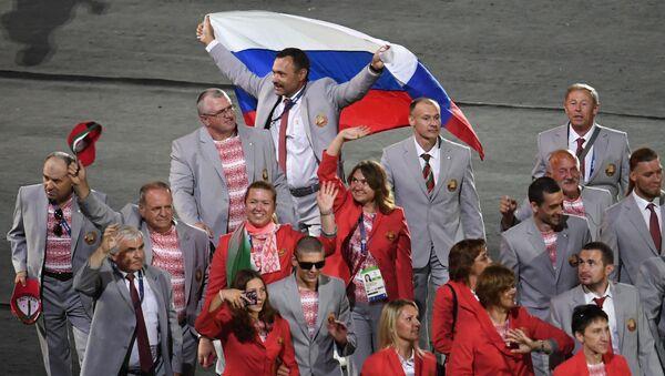 Skandal na Paraolimpiadzie w Rio - Sputnik Polska