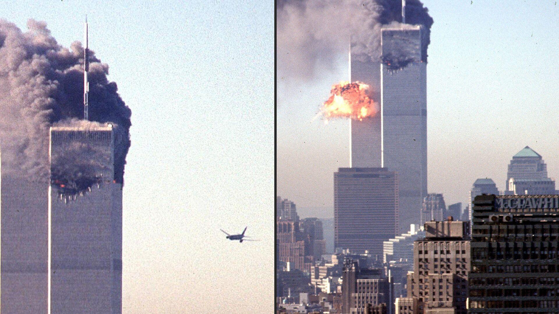 Zamach z 11 września 2001 roku - Sputnik Polska, 1920, 11.09.2021