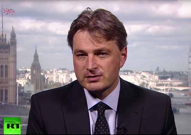 Członek komitetu ds. międzynarodowych brytyjskiej Izby Gmin Daniel Kavchinski
