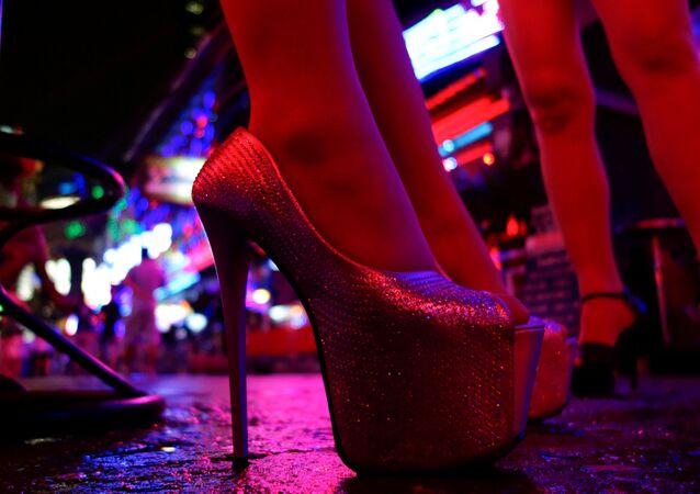 Porównanie Ukrainy do aktorki porno oburzyło jej mieszkańców