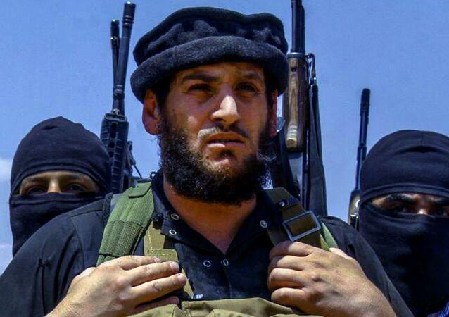 Dowódca polowy PI Abu Mohammed al-Adnani