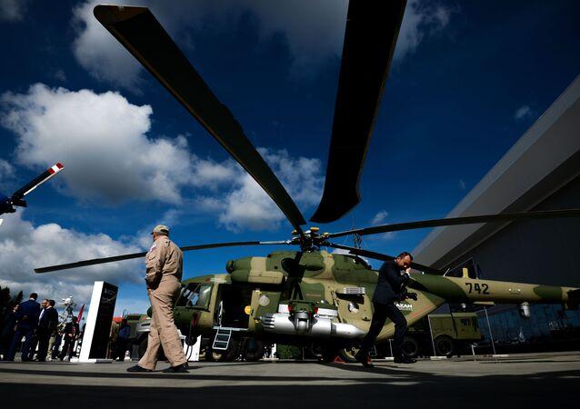 Wielofunkcyjny helikopter Mi-17B-5