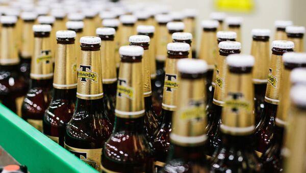 Produkcja piwa - Sputnik Polska