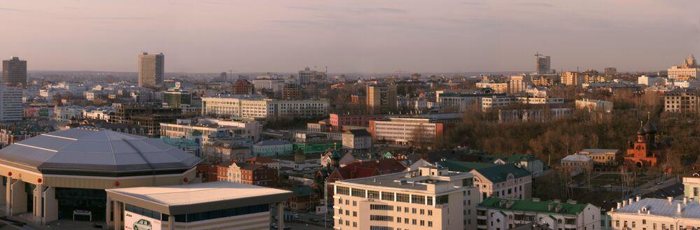 Panorama Kazania