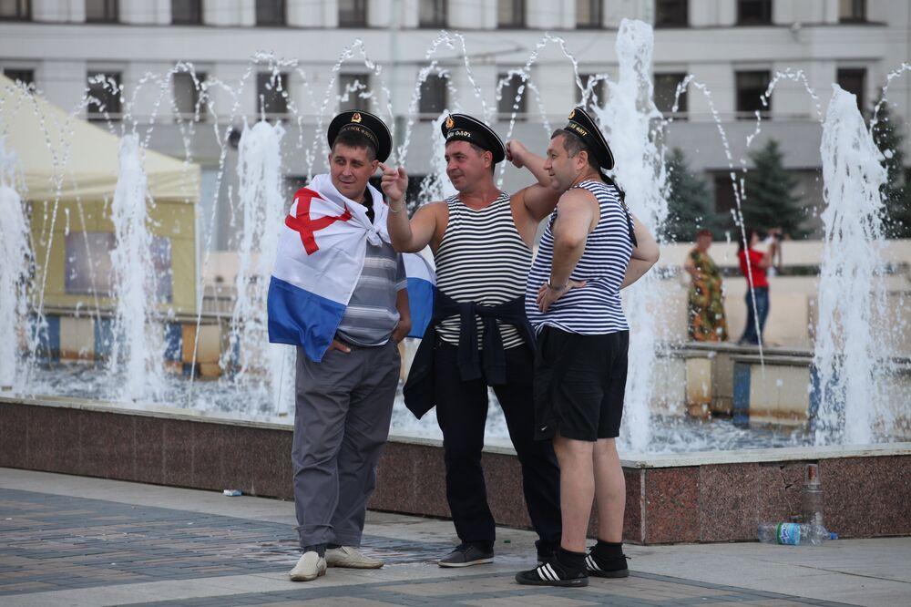 Kazańskie fontanny