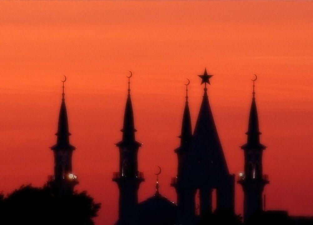 Meczet Kul Szarif na kazańskim Kremlu