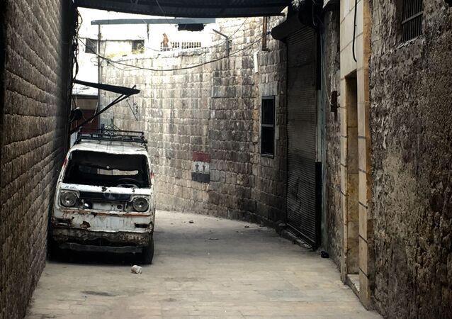 Stare miasto Aleppo
