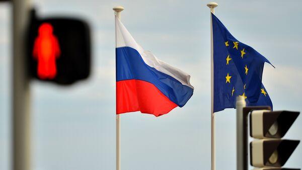 Antyrosyjskie sankcje - Sputnik Polska