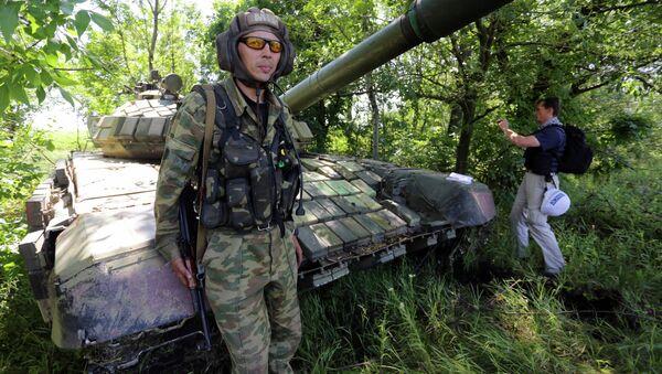 Siły zbrojne OBWE - Sputnik Polska