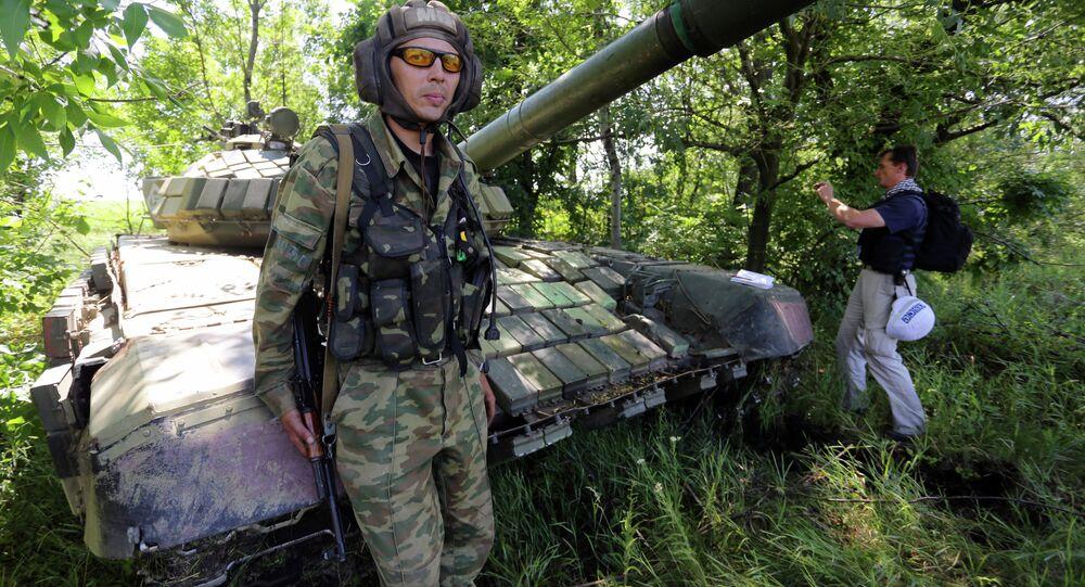 Siły zbrojne OBWE