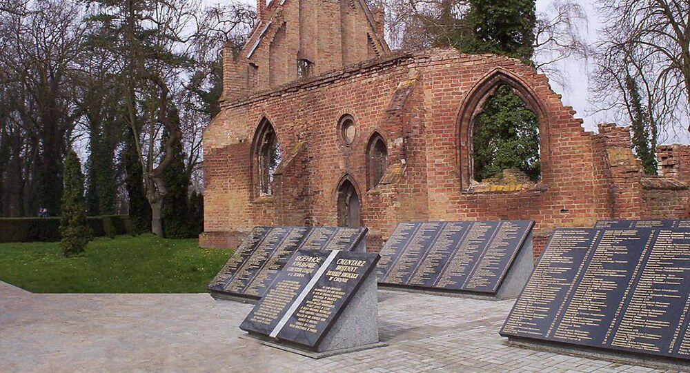 Cmentarz Żołnierzy Radzieckich w Chojnie zostanie odnowiony