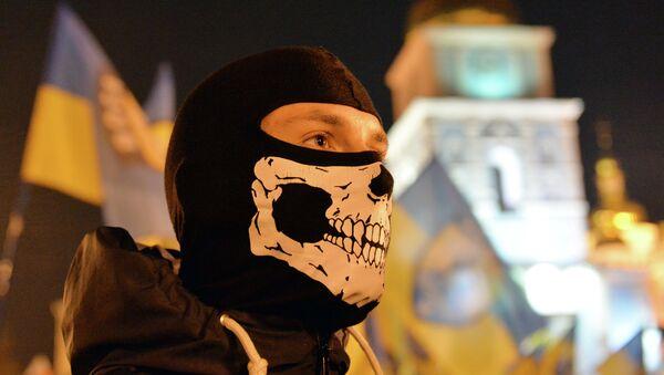 Marsz poparcia dla UPA, 2014 rok - Sputnik Polska