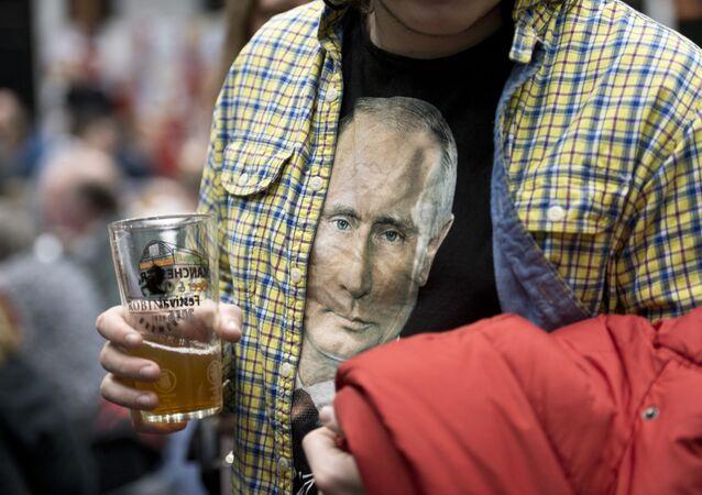 Koszulka z Putinem