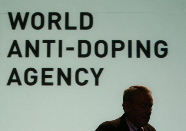 Dick W. Pound, szef WADA