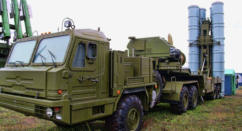 Rosyjskie S-300