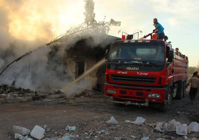USA nie będą publikować materiałów  o ataku na konwój w Syrii