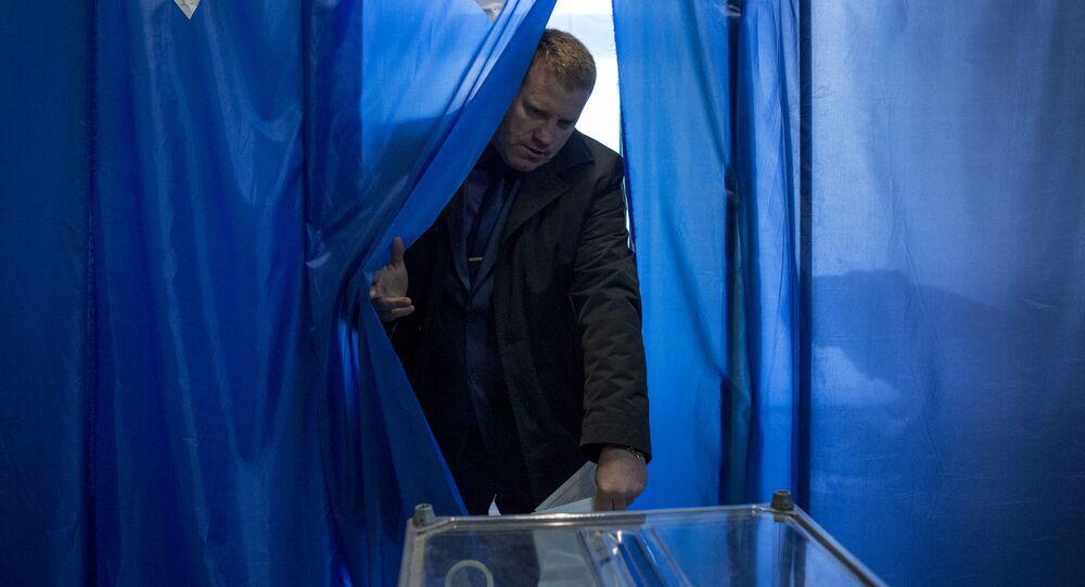 Były premier Ługańskiej Republiki Ludowej (ŁRL) Hennadij Cypkałow