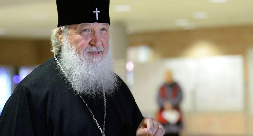 Patriarcha Moskwy i Wszechrusi Cyryl