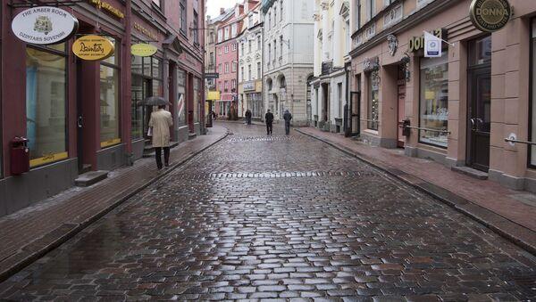 Ryga, Łotwa - Sputnik Polska