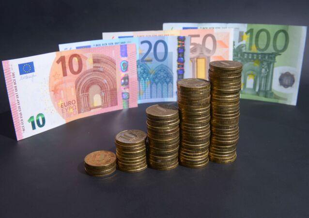 Ruble i euro