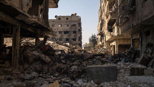 Damaszek, Syria - Sputnik Polska