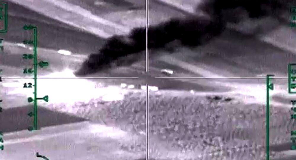 Rosja rozpoczęła operację w Syrii na prośbę legalnie wygranego rządu tego kraju
