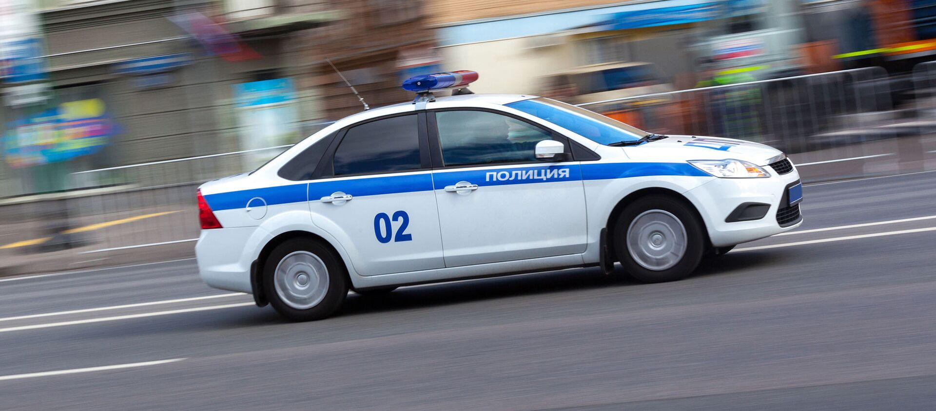 Rosyjska policja - Sputnik Polska, 1920, 01.06.2021