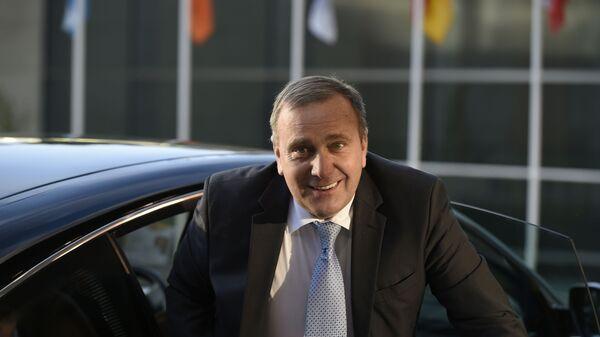 Przewodniczący PO Grzegorz Schetyna  - Sputnik Polska
