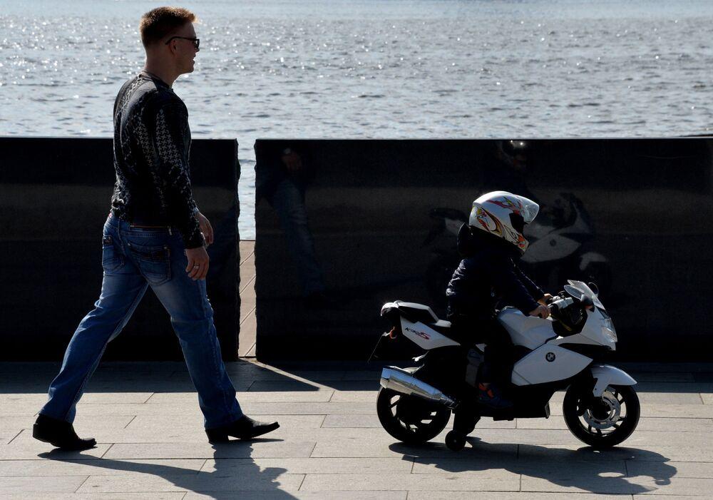 Zamknięcie sezonu motocyklowego we Władywostoku