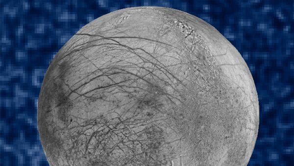 Księżyc Jowisza, Europa - Sputnik Polska