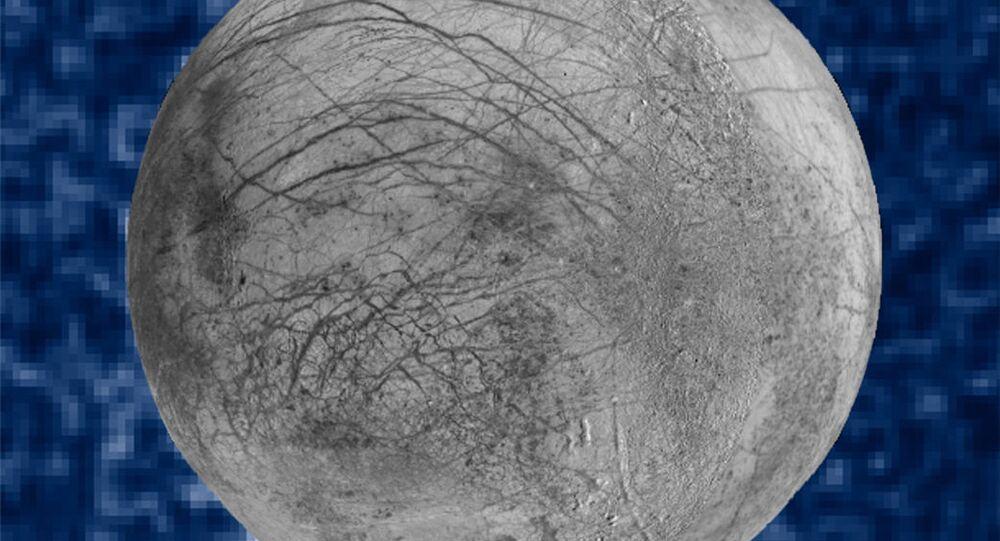 Księżyc Jowisza, Europa