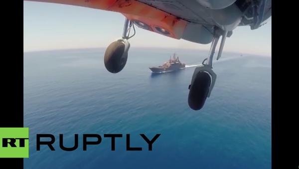 Rusko-čínská cvičení vojenského námořnictva - Sputnik Polska