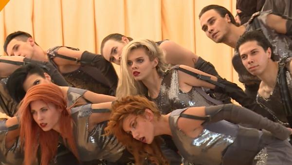 Balet w Hmeimimie - Sputnik Polska