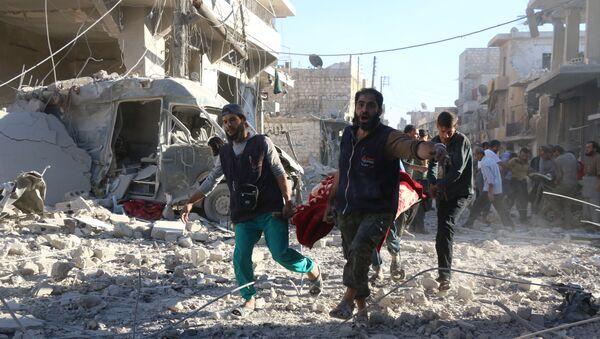 Aleppo, Syria - Sputnik Polska