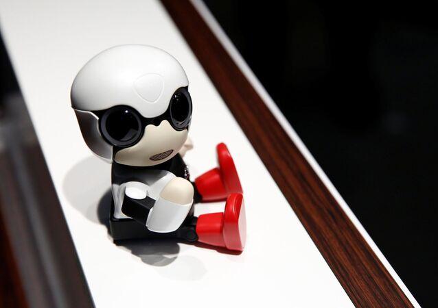 Robot-dziecko firmy Toyota Motor