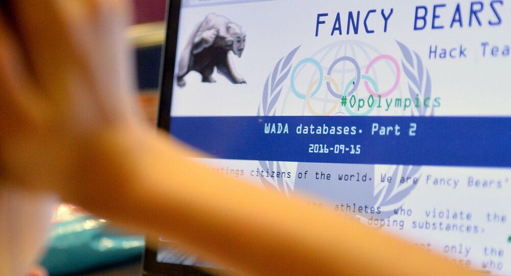 Fancy Bears opublikowali bazę danych WADA