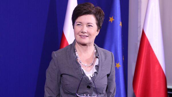 Polska. Warszawa. Hanna Gronkiewicz-Waltz - Sputnik Polska