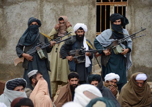 Afganistan, fundamentalistyczne ugrupowanie islamskie Taliban