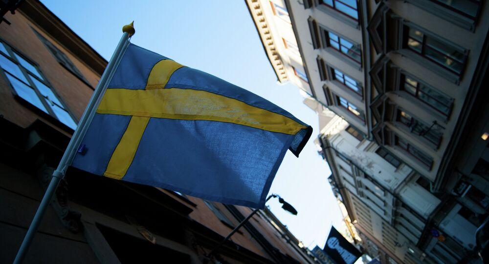 Flaga Szwecji