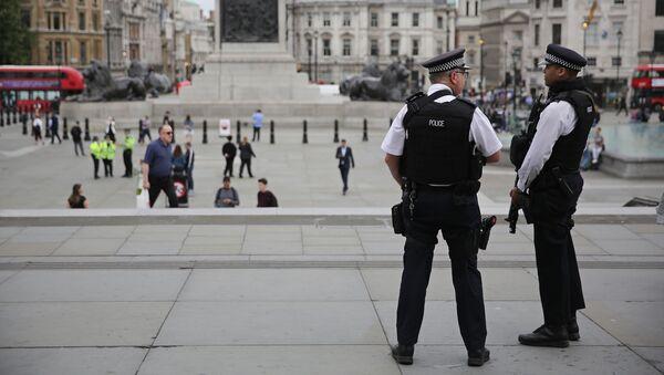 Policja w Londynie - Sputnik Polska