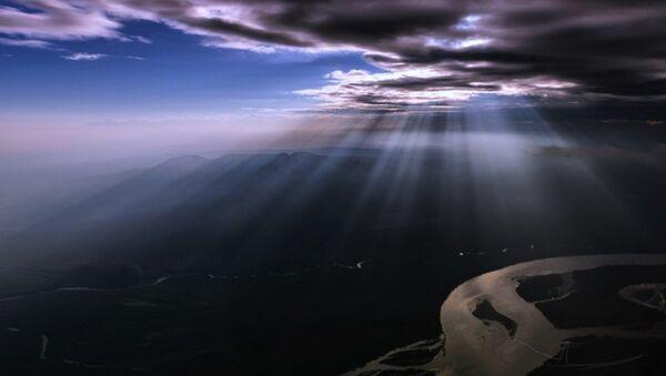 Alaska from above - Sputnik Polska