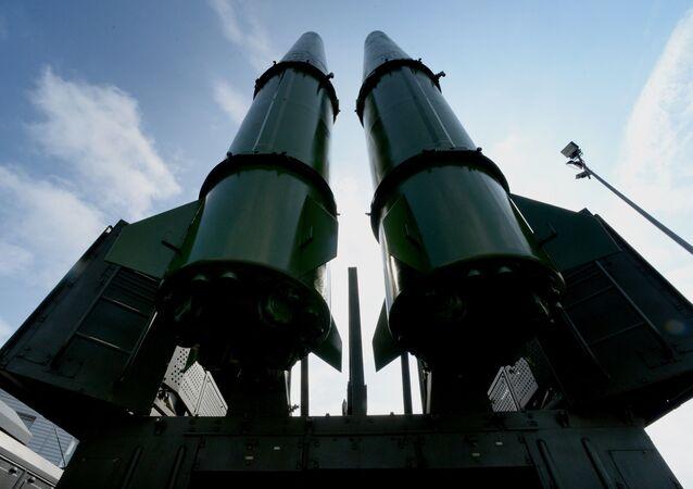 System rakietowy Iskander M