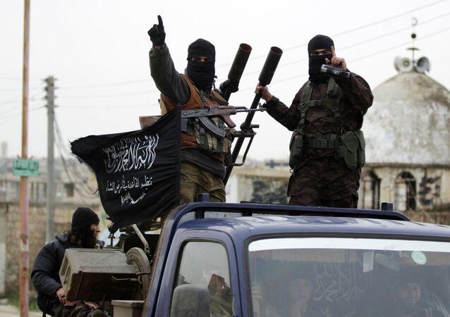 Członkowie Dżabhat an-Nusry