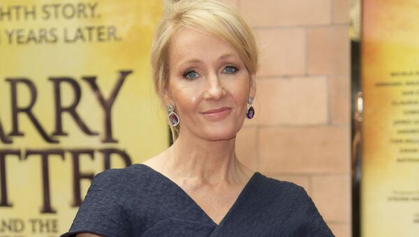 Joanne Rowling - Sputnik Polska