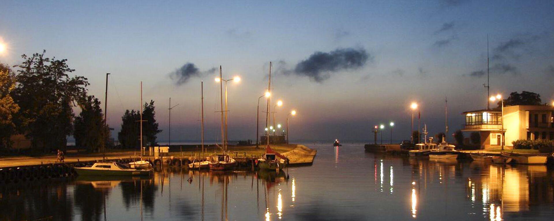 Polski rząd podjął decyzję ws. budowy kanału, który połączy Morze Bałtyckie z Zalewem Wiślanym. - Sputnik Polska, 1920, 10.06.2021