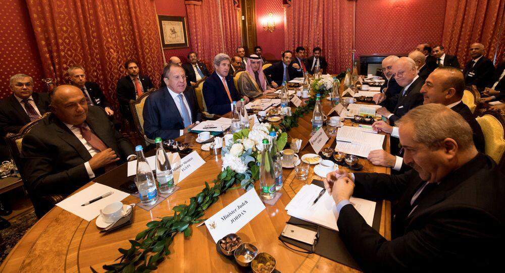 Lozanna. Rozmowy szefów resortów spraw zagranicznych w sprawie Syrii