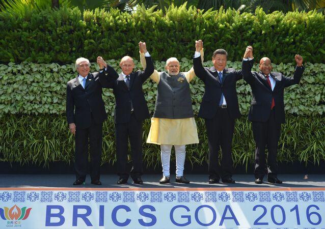 Wizyta prezydenta Rosji w Goa. Szczyt BRICS